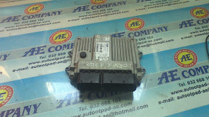 Elektronika motora Corsa C 1.3 CDTI 55187472 AE 1405