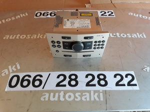 CD 30 MP3 OPEL ZAFIRA ASTRA VECTRA 2004-2012