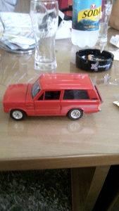 Auto model range rover martoys