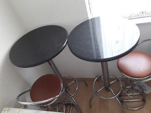 stolovi i stolice za ugostiteljstvo