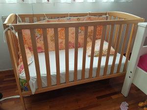 Dječiji krevetić   madrac