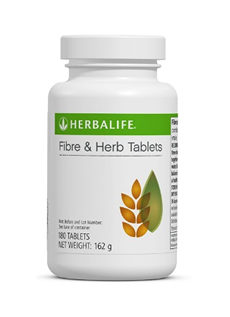 Fibre and Herbs tablete
