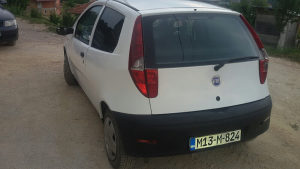 Fiat Punto 1.3multijet 2004god