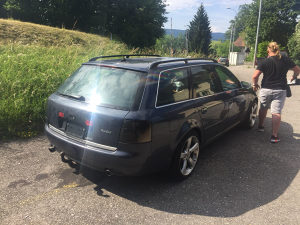 Audi A6 s line 3.0quattro stranac