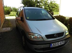 Opel Zafira 2.0DTI 74KW