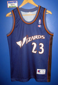 Stari NBA dres Wizards - JORDAN - Champion original