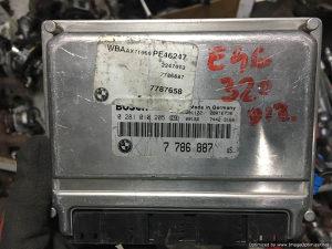 Motorni racunar ECU 0281010205 bmw e46