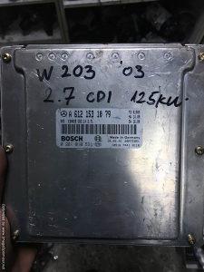 Motorni racunar ECU w203 A6121531079 0281010531