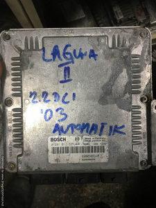 Motorni racunar ECU laguna 2002 0281011325 8200309318