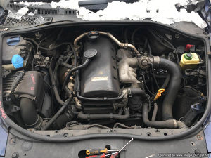 Motor mjenjac touareg tuareg 2.5 tdi r5 128kw