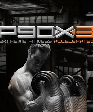 Beachbody P90X3 - 4DVD