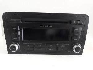 RADIO CD DIJELOVI AUDI A3 > 08-12 8P0035186AB