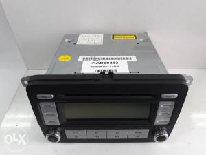 RADIO CD DIJLEOVI VW GOLF 5 > 03-08 1K0035186R