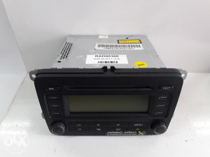RADIO CD DIJELOVI VW GOLF 5 > 03-08 1K0035186L