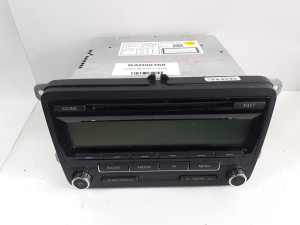 RADIO CD DIJELOVI VW GOLF 6 > 03-08 1K0035186AA