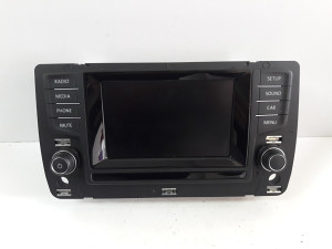 RADIO CD DIJELOVI VW GOLF 7 > 12-16 5G0919605