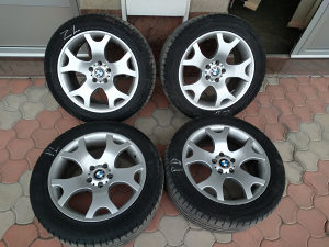 """ALU FELGE 19"""" 5x120 BMW X3 X5 X6"""