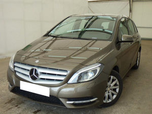 Mercedes-Benz B 200 CDI Sportpaket EXCLUSIVE PLUS