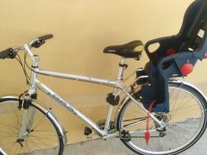 biciklo sa sjedalicom