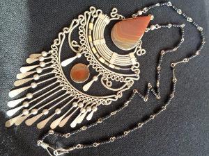 Unikat ogrlica AHAT