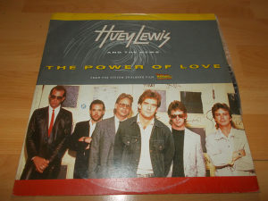 Huey Lewis And The News Maxi Single 12''