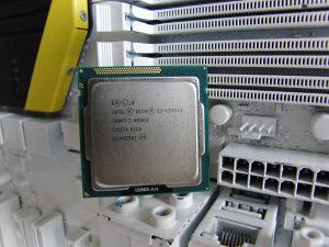 Procesor xeon E3 1245v2 ( I7 3770 ) I Soket 1155