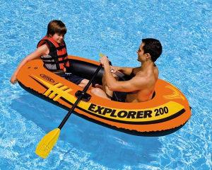 INTEX EXPLORER 200 gumeni čamac NOVO!