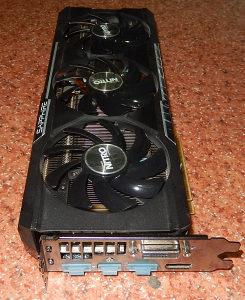 Graficka r9 390 NITRO 8gb ddr5 512 bita