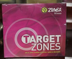 Zumba Fitness Target Zones 3 DVD