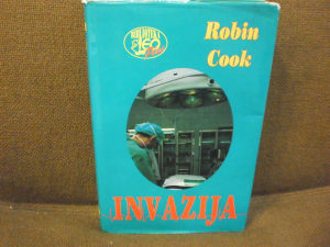 Invazija - Robin Cook