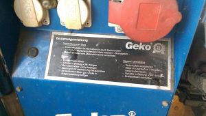 Agregat Geko Honda GX390