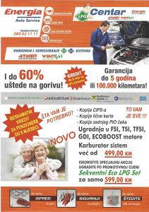 Ugradnja plina, autoplina, autogasa u automobil Tuzla