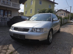 Audi A3 model 2003 god