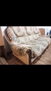 Namjestaj trosjed dvosjed fotelja