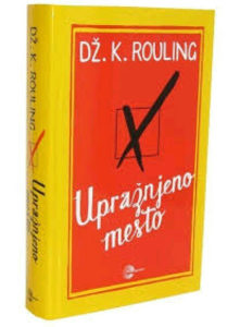 Upraznjeno mesto - Dz.K. Rouling