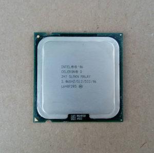 Intel Celeron D Procesor 347