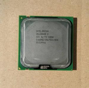 Intel Celeron D Procesor 331