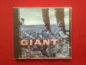Giant - Last of the Runaways (original CD)