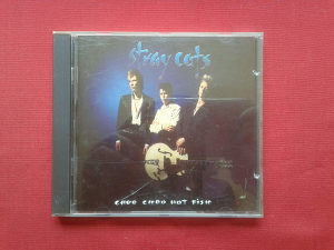 Stray Cats - Choo Choo Hot Fish (original CD)