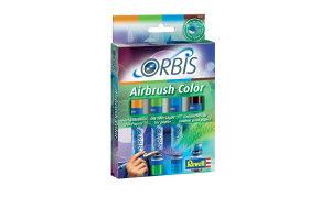 234992 Airbrush akrilne boje-patrone