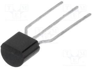 Triak Triac Z0107 600V 0.8A 7mA (11376)