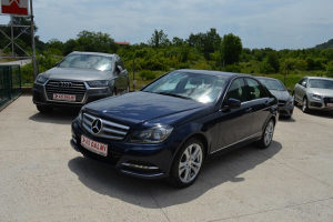 Mercedes C220 CDI 170 KS Avantgarde Parktronic FULL