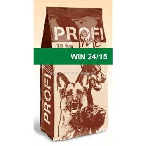 Hrana za pse Profi Line WIN 18kg 24/15