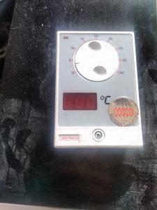 Termostat za grijanje 4 komada sa sondama