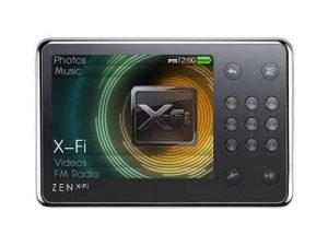 Creative ZEN 8 GB