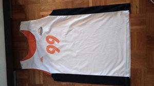 Dres košarkaški SPARS XL sa dva lica