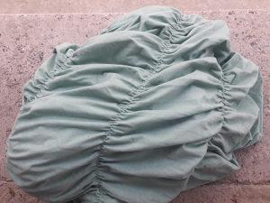 Prekrivaci za trosjed dvosjed i fotelju nježno zeleni 4
