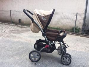 Dječija kolica sa nosilicom HAUCK