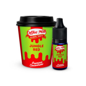 COFFEE MILL AROMA,AROME JUNGLE RED 10 ml