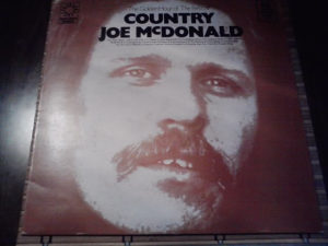 Country Joe McDonald And Fish – The Golden Hour